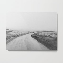 ON THE ROAD XXIV / Brecon, Wales Metal Print