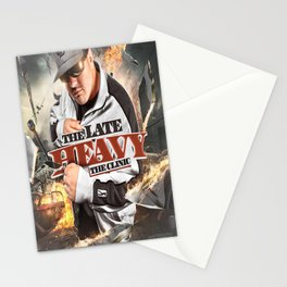 THE LATE HEAVY Stationery Cards