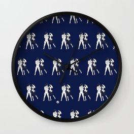 MOONRAKER Wall Clock