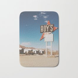 Roy's Motel Bath Mat