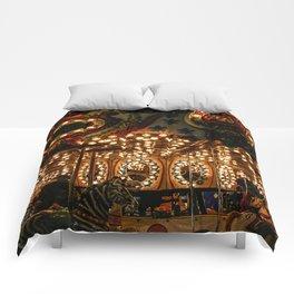 Carousel Ride Comforters