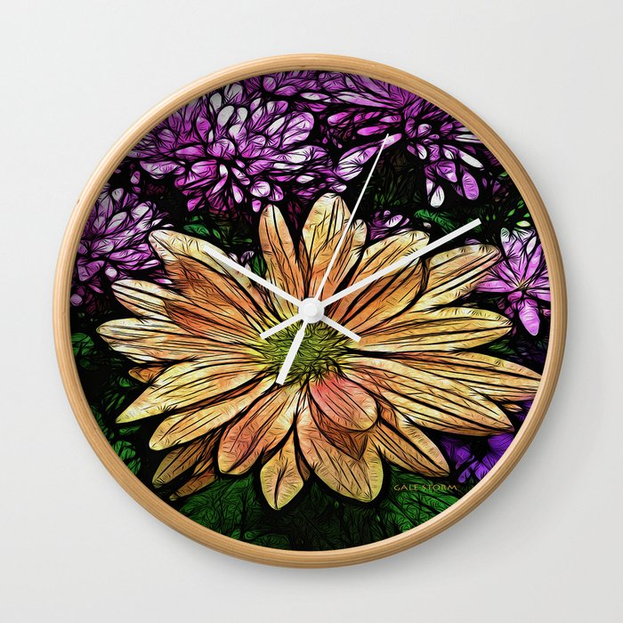 :: Take The Day Off :: Wall Clock