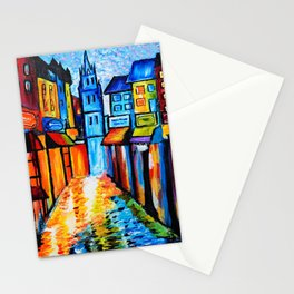 By The Old Church Stationery Cards