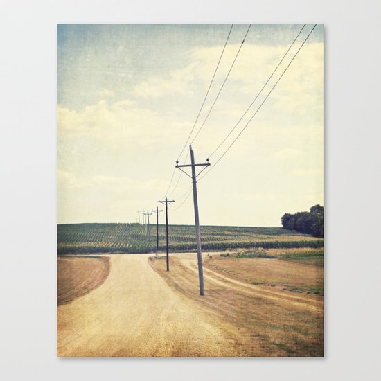 The Road to Dreams Canvas Print