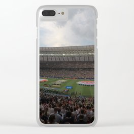 World Cup final 2018 - Russia Clear iPhone Case