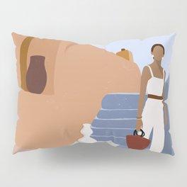 Wanderlust Women Travel Pillow Sham