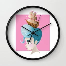 AVAST Wall Clock