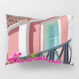 Lovely Santorini Pillow Sham