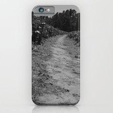 B&W Strawberry Row Slim Case iPhone 6s
