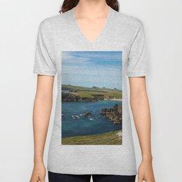 Dingle Peninsula, County Kerry, Ireland Unisex V-Neck