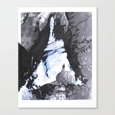 Cave Drawing V Canvas Print