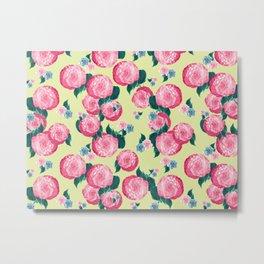 Spring Floral Dream #2 #decor #art #society6 Metal Print