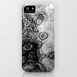 Sea creature iPhone Case
