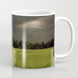 Rolling Thunder, Warm Winds Coffee Mug