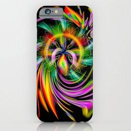 Rainbow Creations 2 iPhone Case