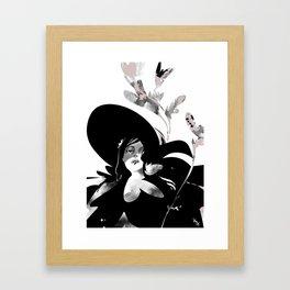 Ôlive Framed Art Print