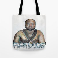 youtube Tote Bags featuring YouTube Sensation by Reh Dogg Gallery