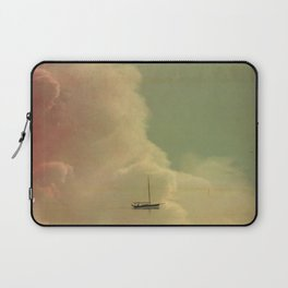 Once Upon a Time a Little Boat Laptop Sleeve