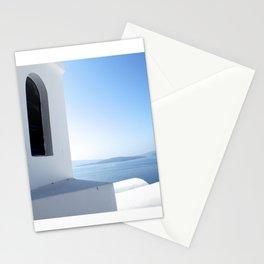 Santorini Serenity Stationery Cards