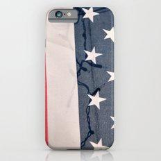 Flag Lights Slim Case iPhone 6s