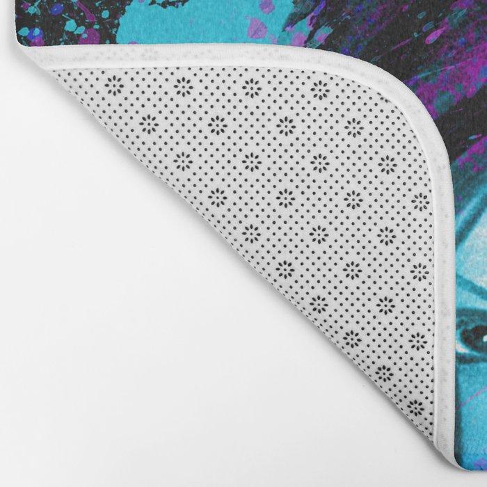 Splash of Color Bath Mat