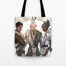 Mages of the Inquisition Tote Bag