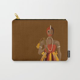 ORIXAS_ exu Carry-All Pouch