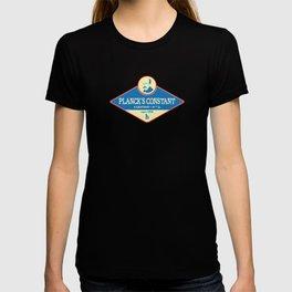 Planck's Constant T-shirt