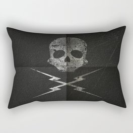 Death Proof Rectangular Pillow