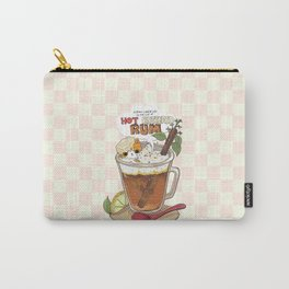 Hot buttered Rum Carry-All Pouch