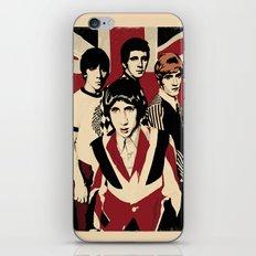 wHO? iPhone & iPod Skin