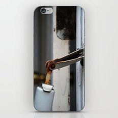 hinge bird iPhone & iPod Skin