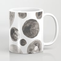 planets Mugs featuring Planets by Dreamy Me