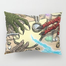 Ouija Monster! Pillow Sham