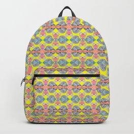 opposites attract - flamingo love#2 Backpack