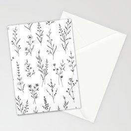 New Wildflowers Stationery Cards