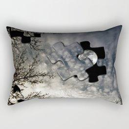 Sky Surrealism. Rectangular Pillow