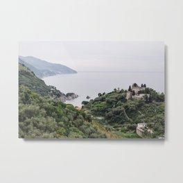 CINQUE TERRE ITALY Metal Print