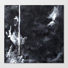 Black N White Canvas Print