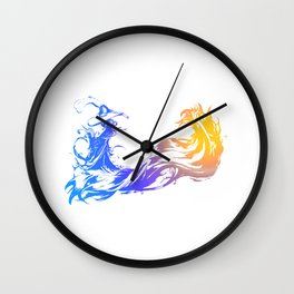 Final Fantasy X Wall Clock