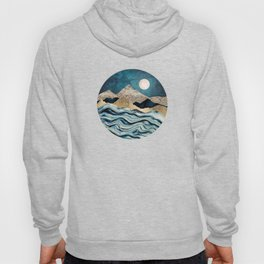 Indigo Sea Hoody