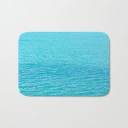 Sea's surface Bath Mat