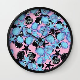 Shelly Wall Clock
