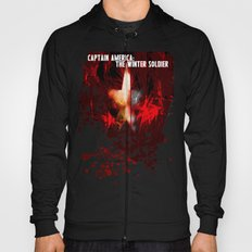 Captain America: The Winter Soldier Hoody