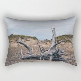 Never Throw A Match When Its Dry Rectangular Pillow