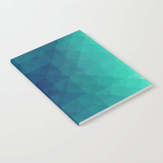 Emerald dreams Notebook