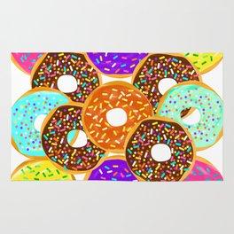 Doughnut Disturb Me When I'm Eating Rug