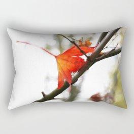 Fallen Leaves Rectangular Pillow