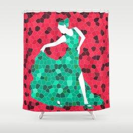 Sevillana Shower Curtain