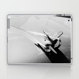 Classic Packard Swan Hood Ornament Laptop & iPad Skin